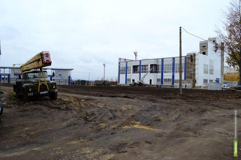 Новый бассейн в Тамбове откроют через 2 недели