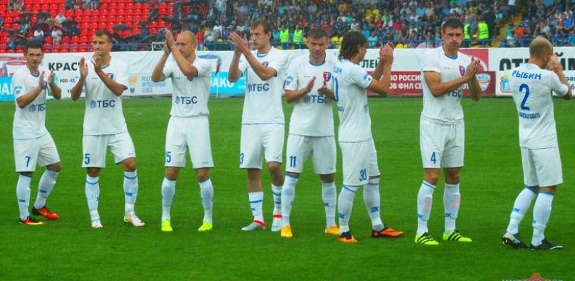 ФК «Тамбов» не попал в полуфинал кубка ФНЛ