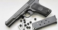В кафе на трассе под Тамбовом посетитель угрожал сотруднику пистолетом