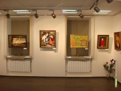 Тамбовские художники увидели классическую живопись в «Обратной перспективе»