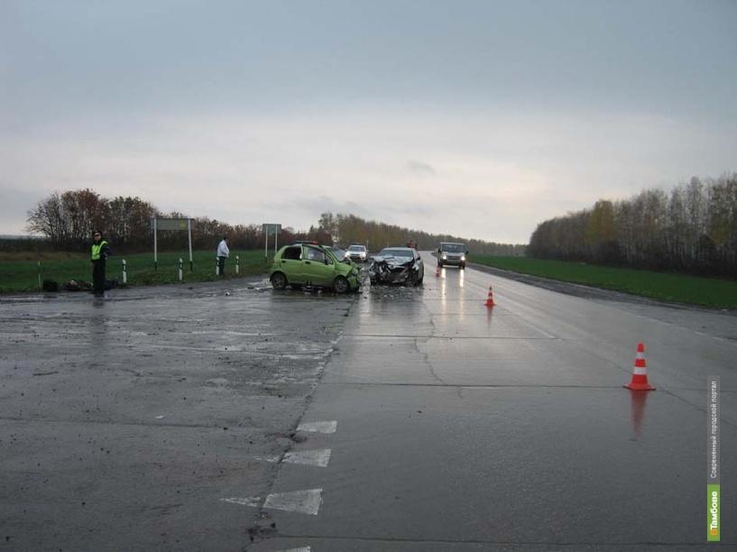 На Тамбовщине в ДТП погиб 55-летний мужчина