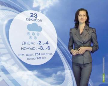 Ведущая прогноза погоды стала депутатом