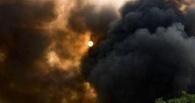 В Тамбове горела котельная