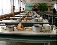 Российские военнослужащие начнут питаться по типу «шведского стола»