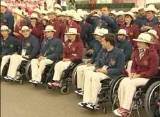 Российские паралимпийцы поборются за медали из 12 комплектов