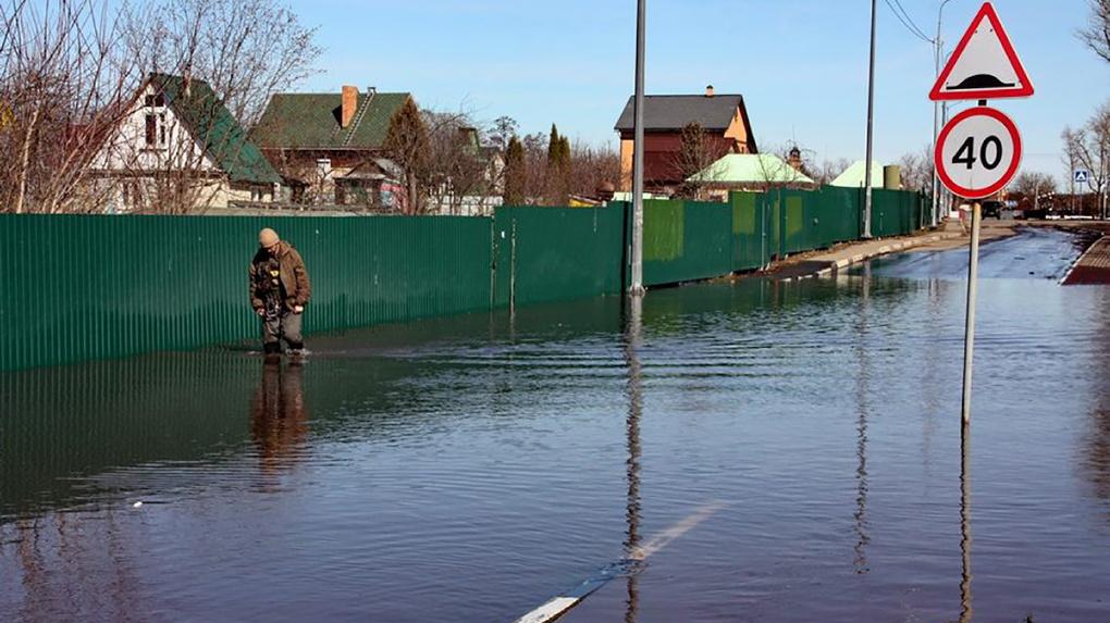 После паводка земля заражена? Тамбовские дачники беспокоятся за свои участки