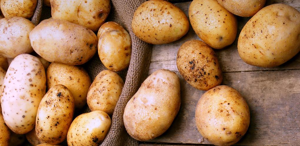 В марте в регионе подорожала картошка