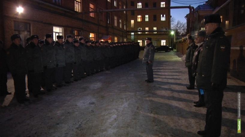 Тамбовские полицейские будут дежурить на Олимпиаде в Сочи