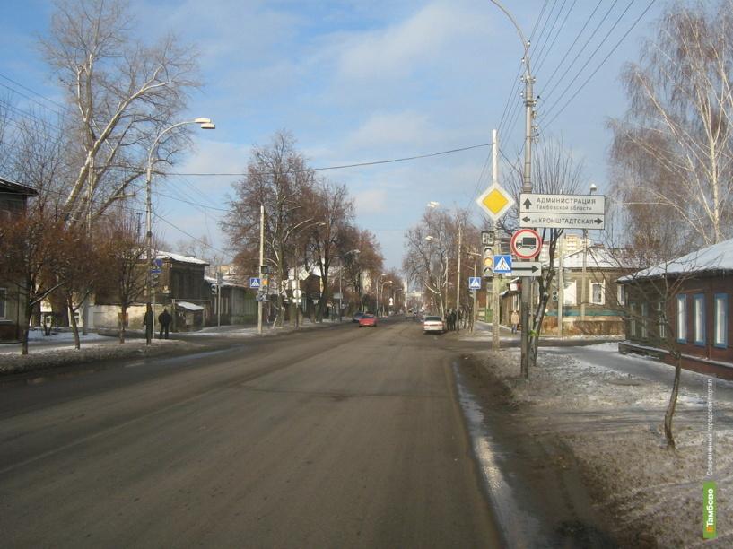 Тамбовские дороги сделают гладкими и широкими