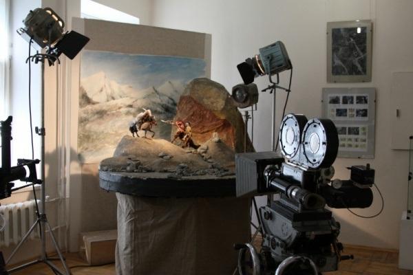 Тамбовчане узнают, «Как оживает кинолента»