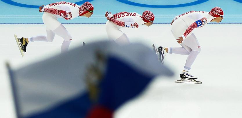 Российские конькобежки взяли «бронзу» на чемпионате мира