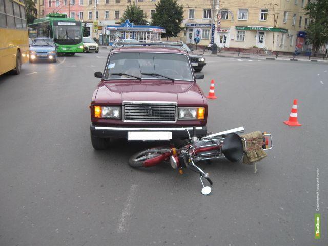 За неделю на дорогах Тамбова погибли 2 человека
