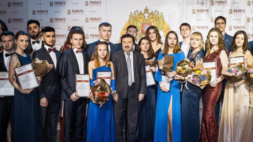 Студент Тамбовского филиала РАНХиГС стал обладателем премии «Студент года»