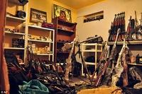 Полиция в Мексике нашла арсенал оружия у ребенка