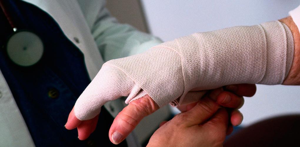 Тамбовчане в возрасте от 40 до 60 лет чаще всего получают травмы на производстве