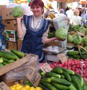 Тамбовские овощи подешевели