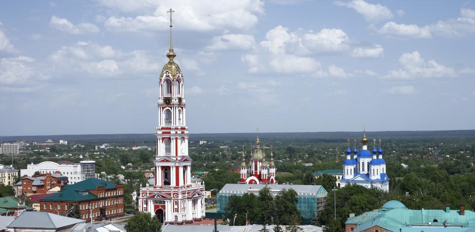 Тамбовская епархия узаконила самовольно построенные объекты