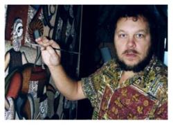 В Тамбов приедет модный питерский художник
