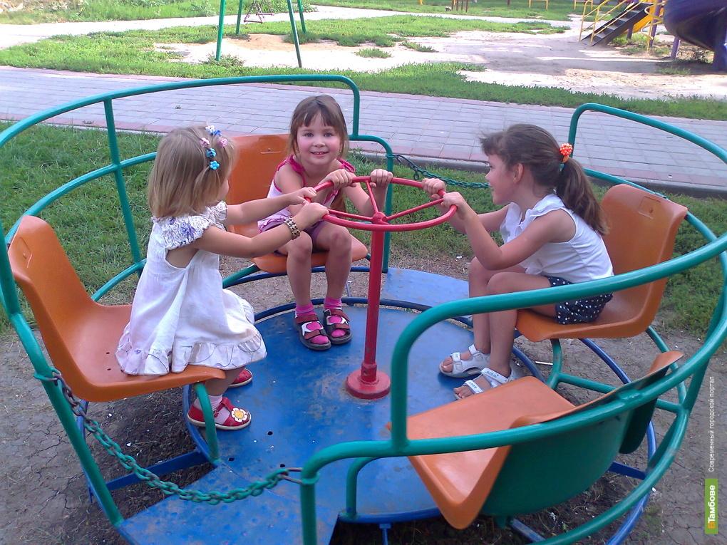 Очередь в тамбовские детские сады сократилась вдвое