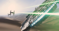 Седьмой эпизод «Звездных войн» покажут в начале декабря