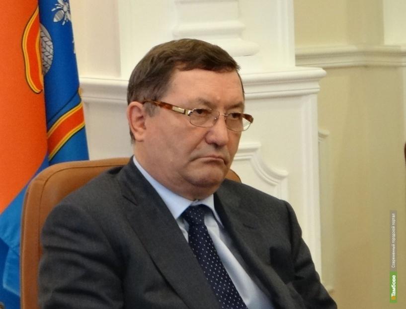 Олег Бетин и Сергей Шматко обсудили газификацию Тамбовщины