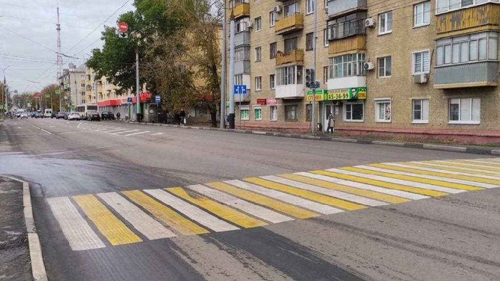 У «старого» автовокзала в Тамбове появился новый светофор