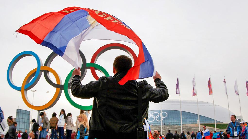 Спортсменам на Олимпиаде в Корее нельзя будет использовать российский триколор. От слова «совсем»