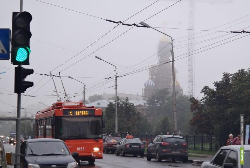 До областной больницы будут чаще ходить троллейбусы