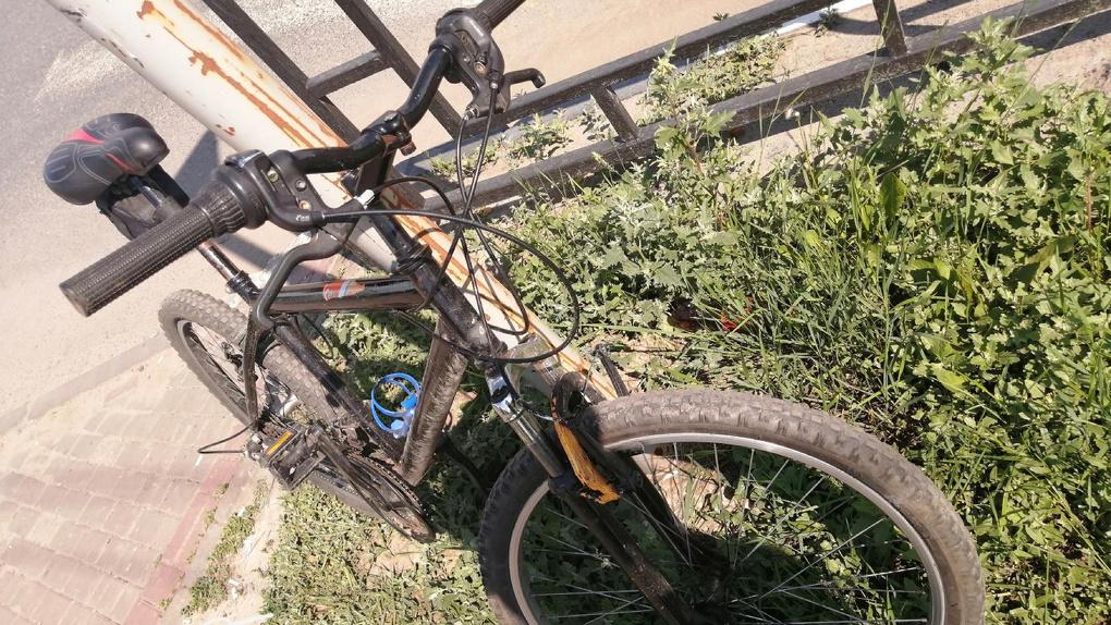 На севере Тамбова 13-летний велосипедист попал под колеса авто