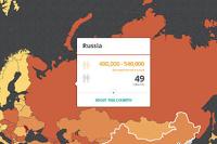 Россия попала в первую треть рейтинга стран по уровню рабства