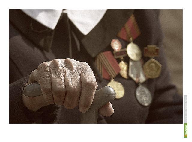 На Тамбовщине ветераны Великой Отечественной получат по 5 тыс рублей к Дню победы