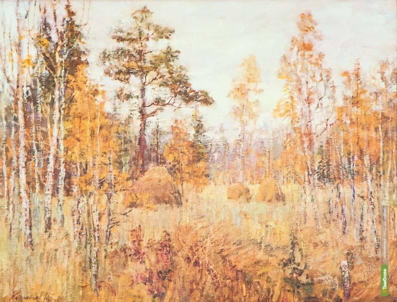 Тамбовские художники отметят наступление осени