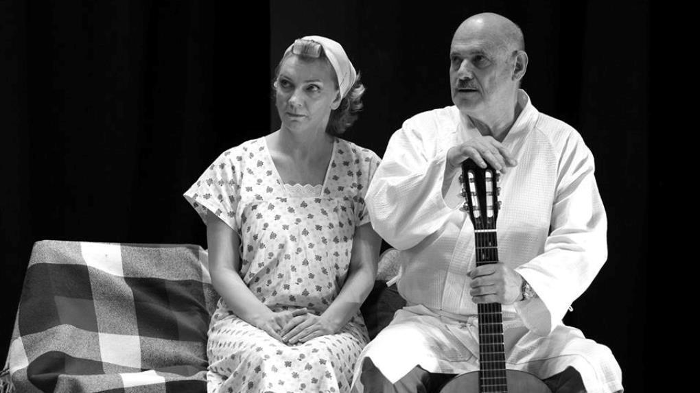 Московский театр «Багаж» привёз две популярные постановки в Тамбов