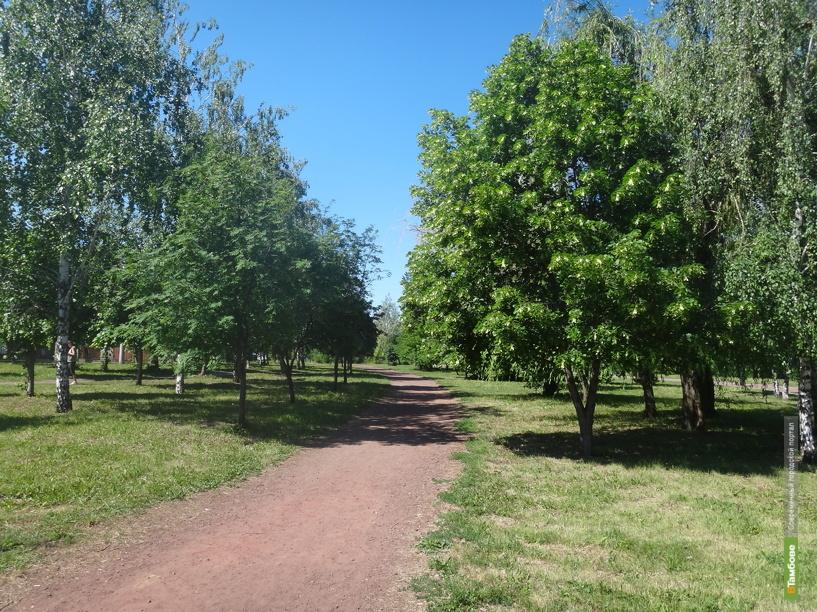 Тамбовская область возглавила «зеленый» рейтинг