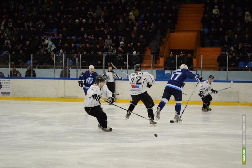 В ХК «Тамбов» на просмотре находится латвийский спортсмен