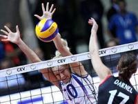 Сборная России по волейболу вылетела из чемпионата Европы