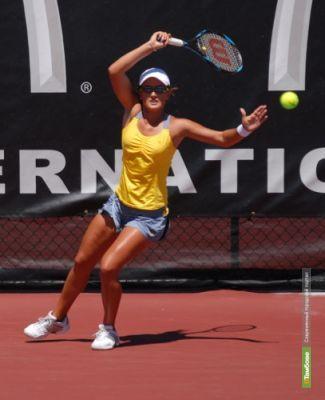 Савиных победила тамбовскую теннисистку Родионову в квалификации в Эшториле