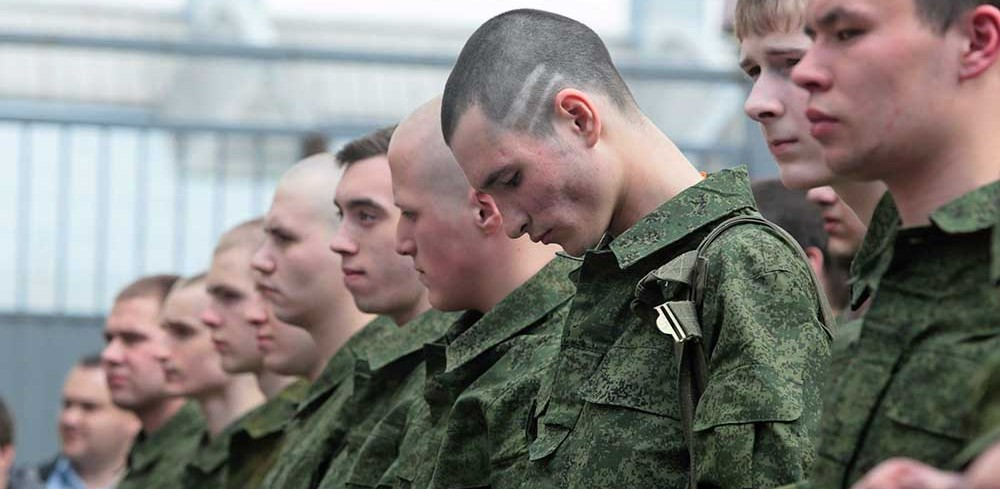 Этой весной на службу в армию поступят примерно полторы тысячи молодых тамбовчан