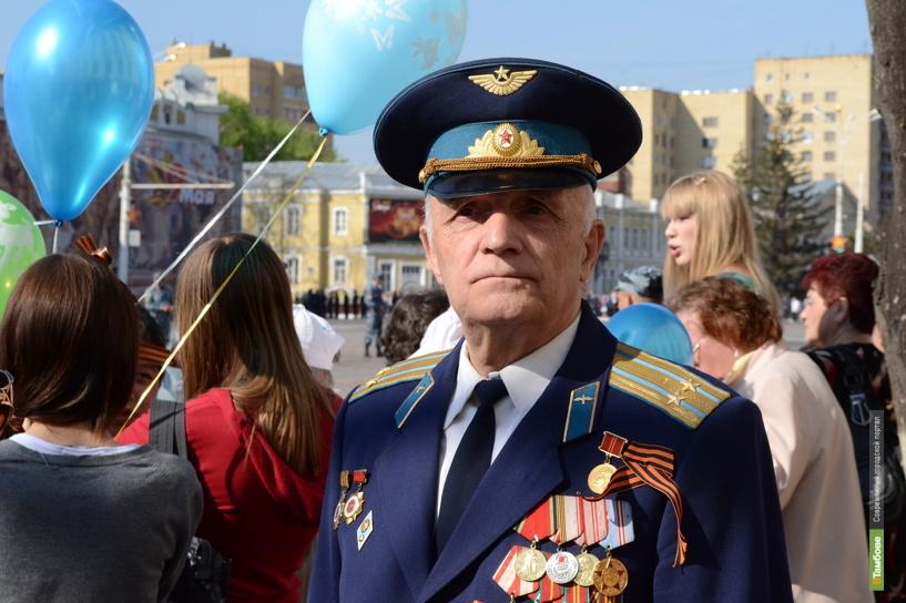 В Тамбове стартовал марафон «Во Славу Победы»