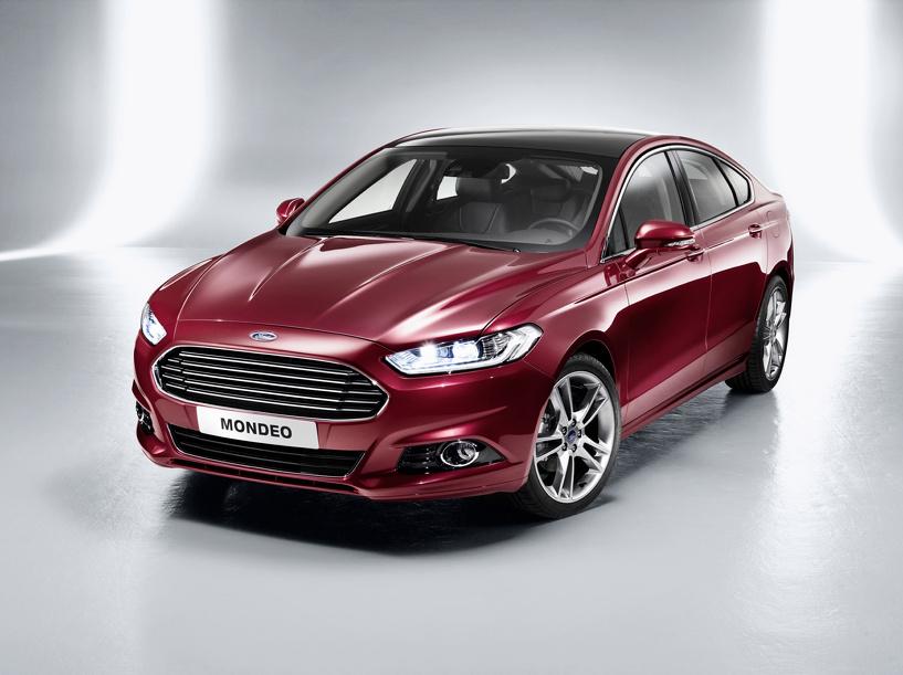 У кого нет миллиона — идет мимо: Ford объявил цены на новый Mondeo