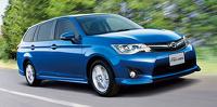 Toyota показала новую Corolla. Правда, японскую