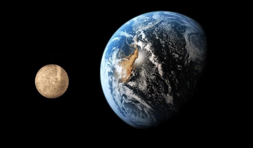 Невероятно: жители Земли смогут увидеть Меркурий невооруженным глазом