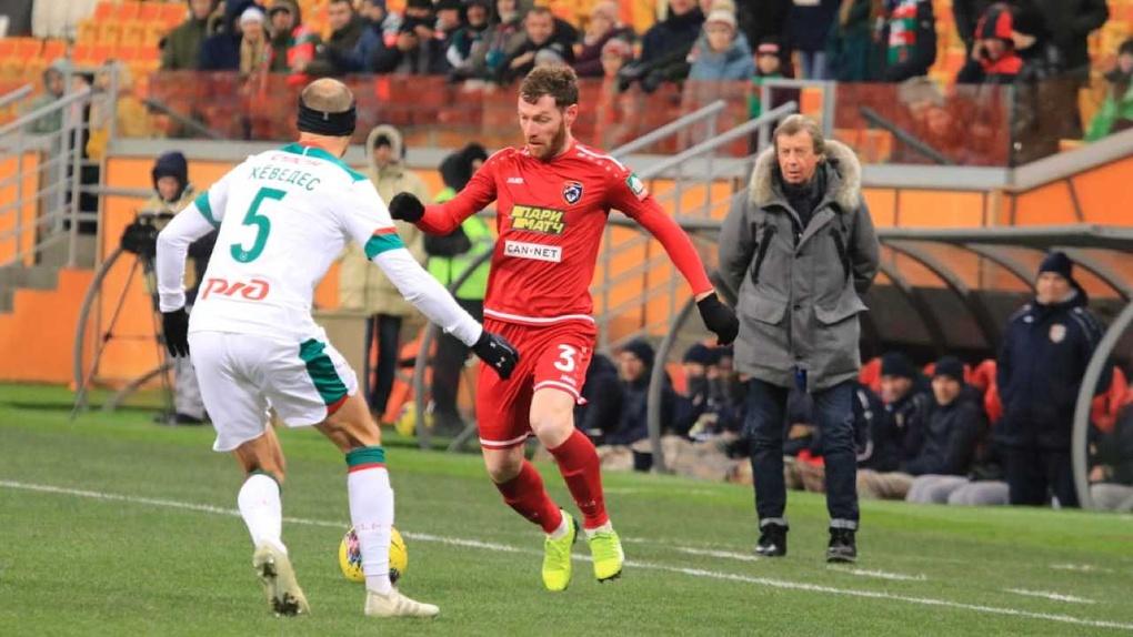 Ничья была близко. «Тамбов» провел одну из лучших своих встреч, но проиграл «Локомотиву» со счетом 2:3