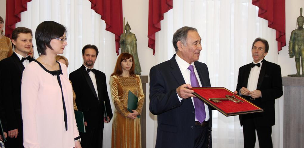 В Тамбове появился литературно-музыкальный салон