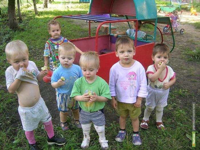 За год в приюты и детские дома Тамбовщины поместили 38 беспризорников