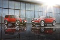 Land Rover продолжает думать над дизайном нового Defender