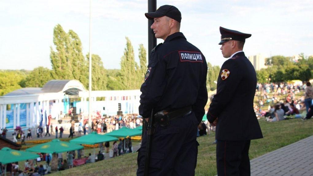 Тамбовчане отметили День города без нарушений