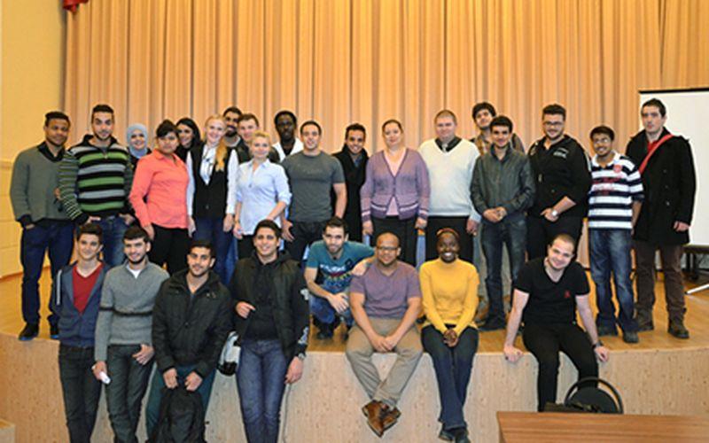 Иностранным студентам ТГУ имени Г.Р. Державина рассказали об их правах