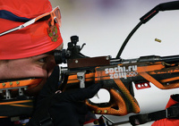 Олимпиада-2014, день третий: болеем за наших в биатлоне