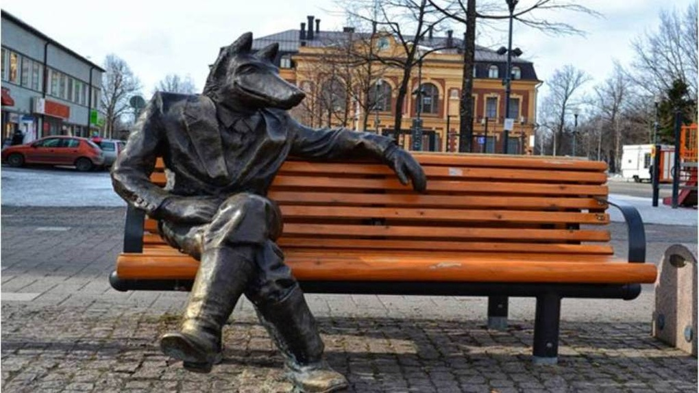 Волк и литературный бульвар в центре Тамбова? Появилась новая инициатива по преображению города